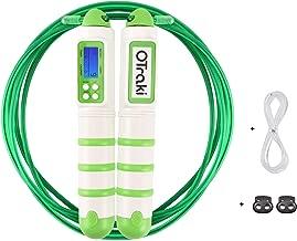 Training Und Fitness Boxen SPECOOL Springseil Speed Rope Mit Z/ähler Und Komfortablen f/ür Workout Crossfit