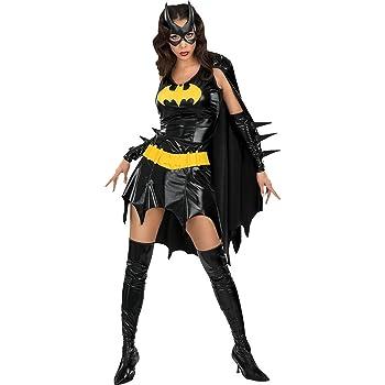 Rubbies - Disfraz de Batgirl para mujer, talla UK 8-10: Amazon.es ...