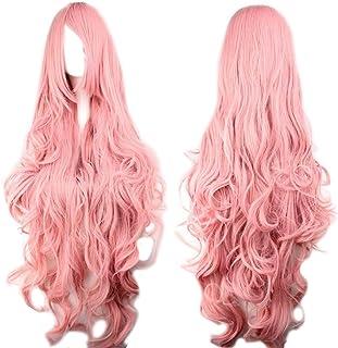 Amazon.fr : perruque manga rose
