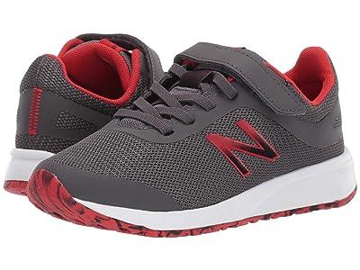 New Balance Kids 455v2 (Little Kid/Big Kid) (Magnet/Velocity) Boys Shoes