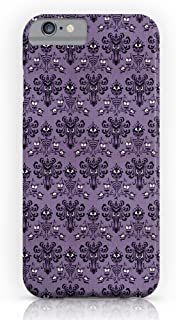 Roses Garden Phone Case Protectivedesign Hard Back Case The Haunted Mansion Slim Case for iPhone 6