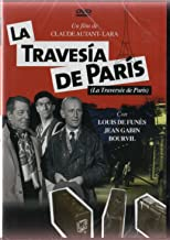 La Travesia De Paris (Import Movie) (European Format - Zone 2) (2009) Jean Gabin; Bourvil; Louis De Funès;