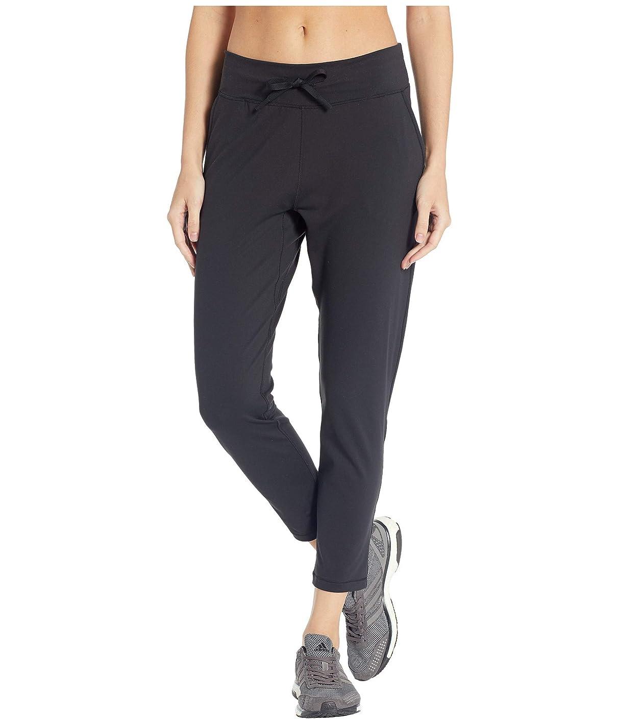 いつか委員会証明する[adidas(アディダス)] レディースパンツ?ジャージ?レギンス Believe This 7/8 Pants Black L [並行輸入品]