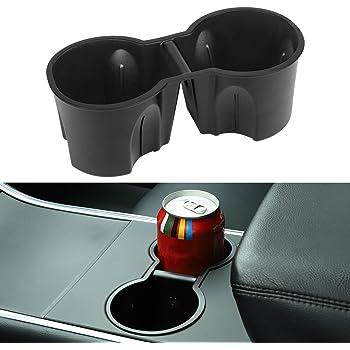 Motrobe Tesla Model 3 Tesla Model Y Center Console Cup Holder Inserts
