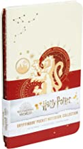 Harry Potter: Gryffindor Constellation Sewn Pocket Notebook Collection: Set of 3
