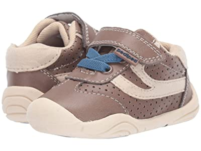 pediped Cliff Grip n Go (Toddler) (Taupe) Boy