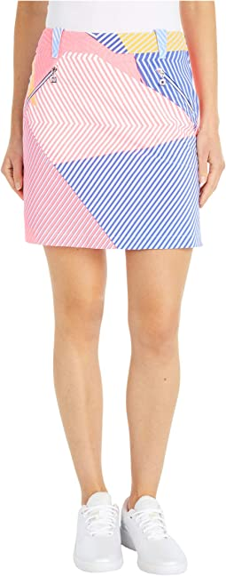 Airwear® Geo Print Skirt with Shortie