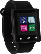 iTouch Air ITA33601B714-362 Smartwatch Black Silicone Rubber Strap