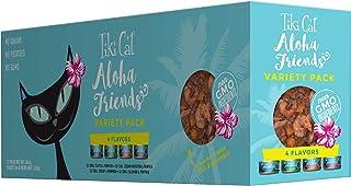 Tiki Pet Foods Cat Aloha Variety Pet Food (12 Pack), 3 Oz
