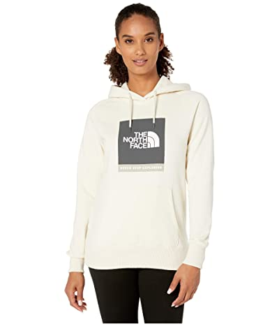 The North Face Brand Proud Pullover Hoodie (Vintage White) Women