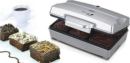 Sogo CCM-SS-7195 Machine à gâteaux 6 unités Argent 700 W