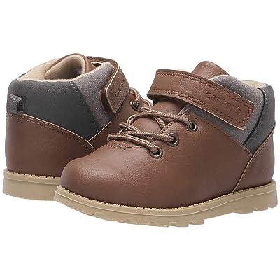 Carters Kim (Toddler/Little Kid) (Brown) Boy