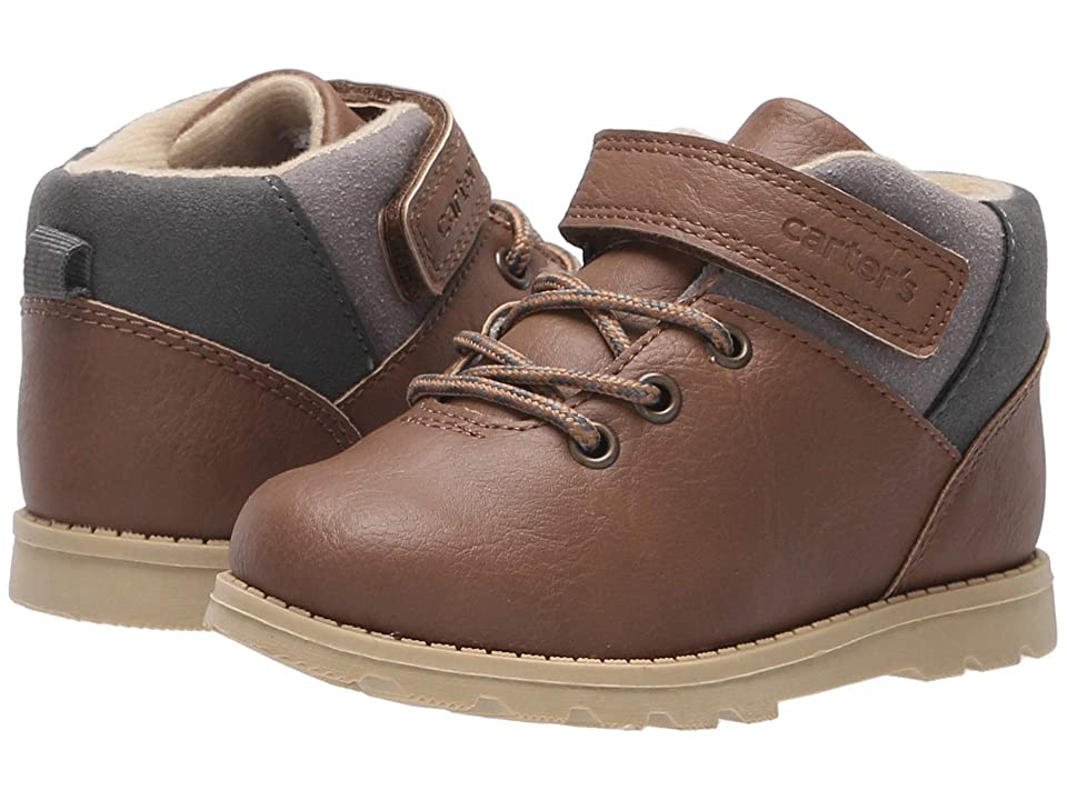Carters Kim (Toddler/Little Kid) (Brown) Boy