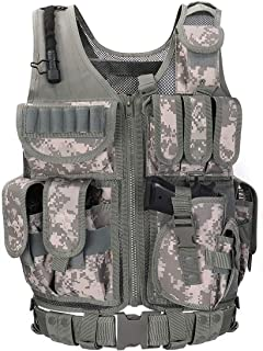 GZ XINXING S - 4XL Law Enforcement Tactical Airsoft Paintball Vest