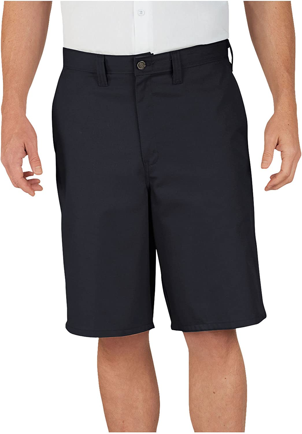 Dickies Mens 11 Industrial Relaxed Fit Multi-Use Pocket Shorts, 33, Black