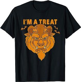 Disney Beauty and the Beast I'm A Treat Halloween T-Shirt