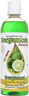 Bergamot Shampoo AUKAR 500ml, Shampoo de Bergamota 500ml. Hair Regrowth Shampoo