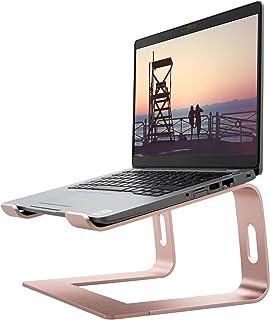 Konsol laptopstativ: Demontering med ventilation, bärbart notebook stativ kompatibelt med laptop (10 tum ~ 15,9 tum) MacBo...