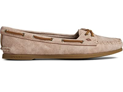 Sperry A/O Skimmer Leather (Blush) Women