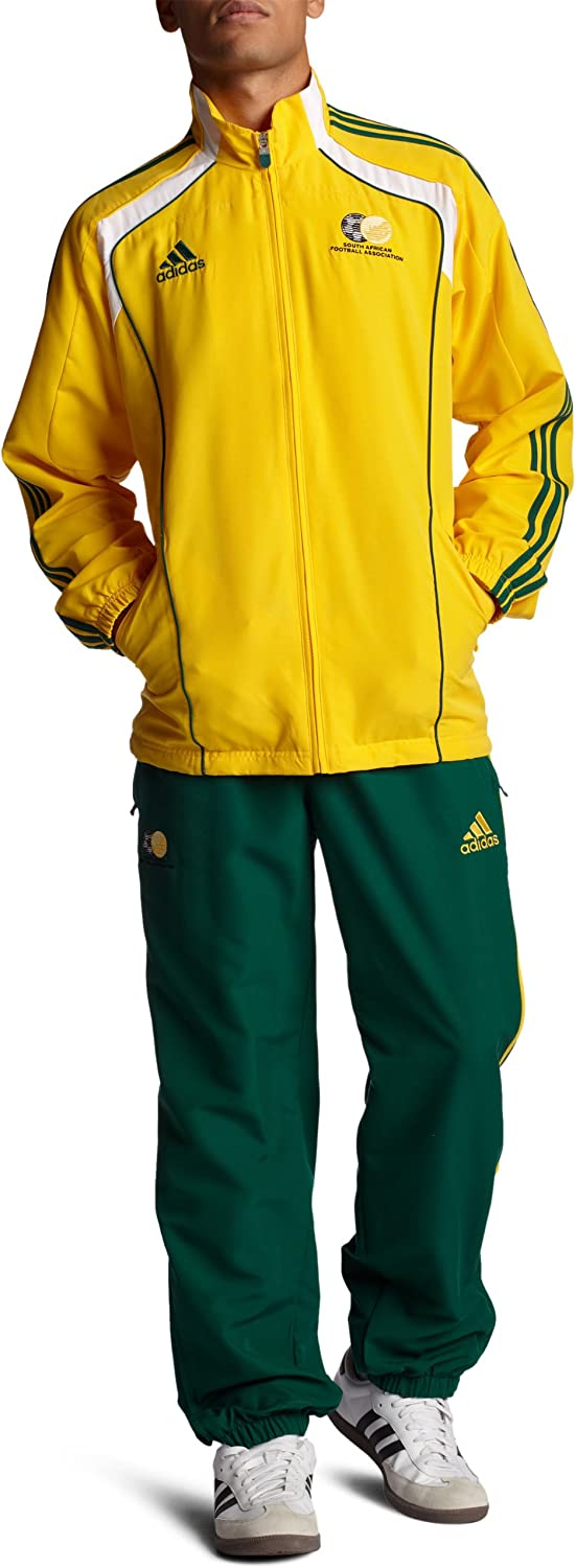 Adidas South Africa Presentation Suit (Sunshine, Medium)