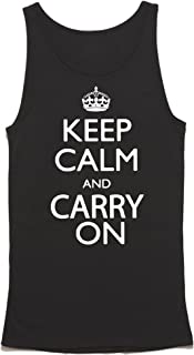 Keep Calm and Carry On Tank Top Shirt - KCCO Tank Top - KCCO Shirt