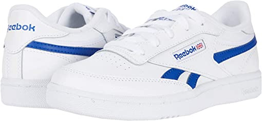 White/White/Collegiate Royal