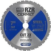 Champion Cutting Tool Corp Circular Saw Blade 7