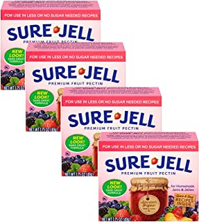 Sure Jell No Sugar Pectin, 1.75 oz (Pack of 4)