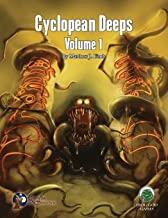 Cyclopean Deeps Volume 1 - Swords & Wizardry