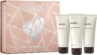 Sponsored Ad - AHAVA Head To Toe Mineral Trio Value Set  Dead Sea Mineral Hand Cream, Body Lotion & Shower Gel 100 ML / 3....