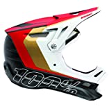 Ride100percent LTD Aircraft Carbon MIPS Helmet Red SM, Erwachsene Unisex, Standa