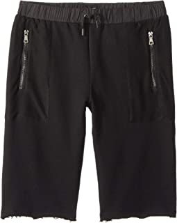 High Tech Shorts in Black (Toddler/Little Kids/Big Kids)