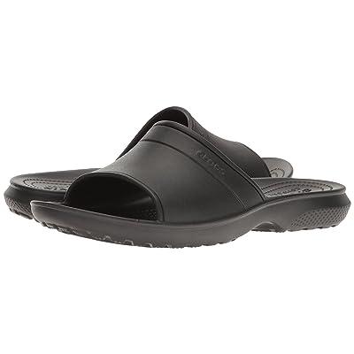 Crocs Classic Slide (Black) Slide Shoes