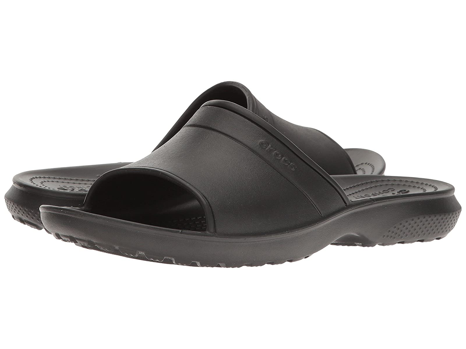 Crocs Classic SlideComfortable and distinctive shoes