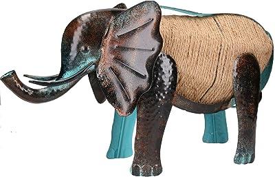Vivid Arts XRL-ELPH-DM Resina Elefante Ornamento