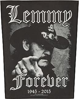lemmy back patch