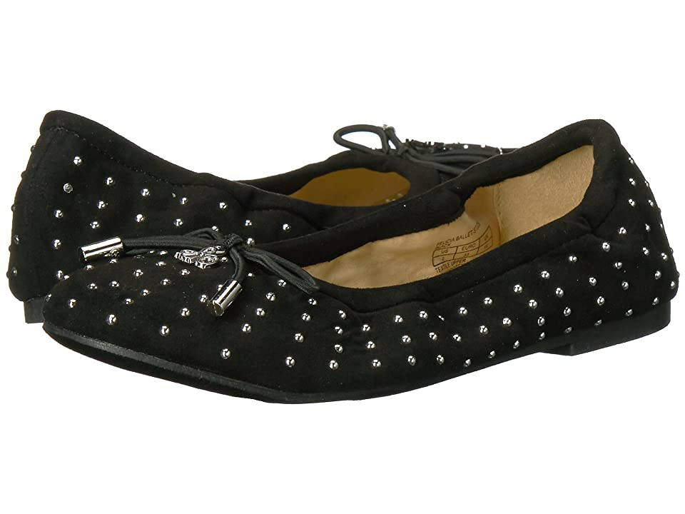 388ab16a2fd3 Sam Edelman Kids Felicia Ballet Studs (Little Kid Big Kid) (Black) Girl s  Shoes