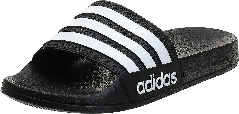 adidas Adilette Shower Stripes, Chanclas Hombre