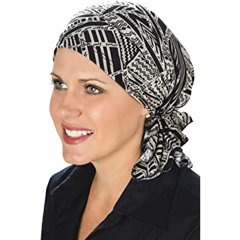 Headcovers Unlimited Slip-On Slinky-Cancer Headwear for Women