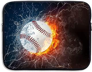 Business Briefcase Sleeve Baseball Laptop Sleeve Case Cover For Macbook Pro Macbook Air Lenovo Samsung Sony