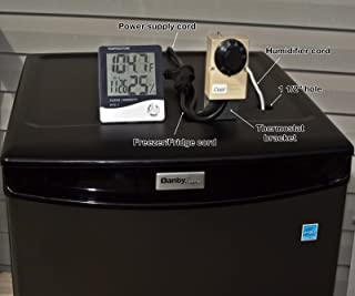 Plug in Convert Freezer to Meat & Fish Curing Fermentation Aging