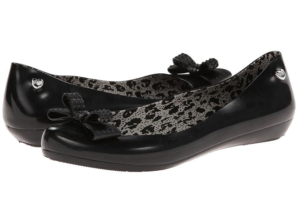 Melissa Shoes Mel Pop Bow (Black) Women