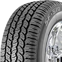 Cooper Starfire SF-510 All-Season Radial Tire - 245/75R16 111S