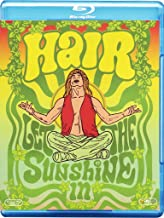 hair (blu-ray ) Blu-ray Italian Import