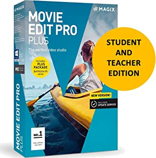Magix Movie Edit Pro Plus 2018 for Students & Teachers