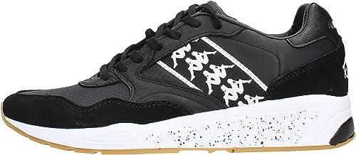 Kappa - Hauszapatos para Hombre negro negro