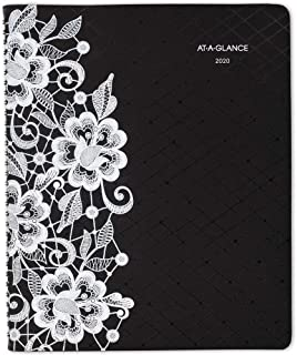 "$30 » AT-A-GLANCE 2020 Weekly & Monthly Appointment Book, 8-1/2"" x 11"", Large, Professional, Lacey (541-905)"