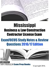 mississippi contractors license study guide