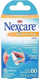 Best nexcare liquid spray Reviews