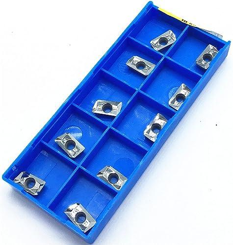 2021 ZIMING--1 outlet online sale APKT1135PDFR-MA H01 Aluminum Cutting Inserts popular 10PCS online sale